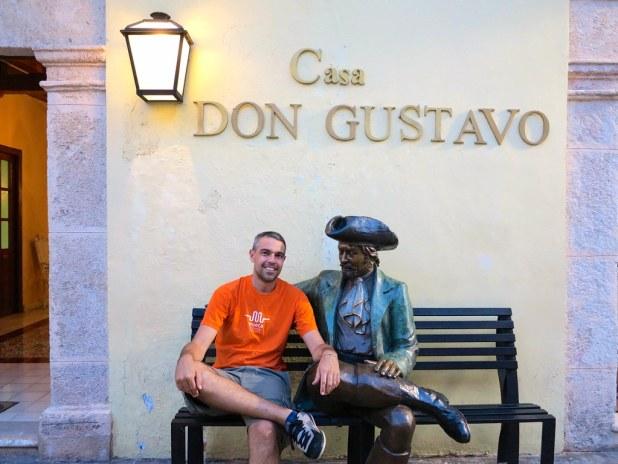 Hotel Don Gustavo en Campeche