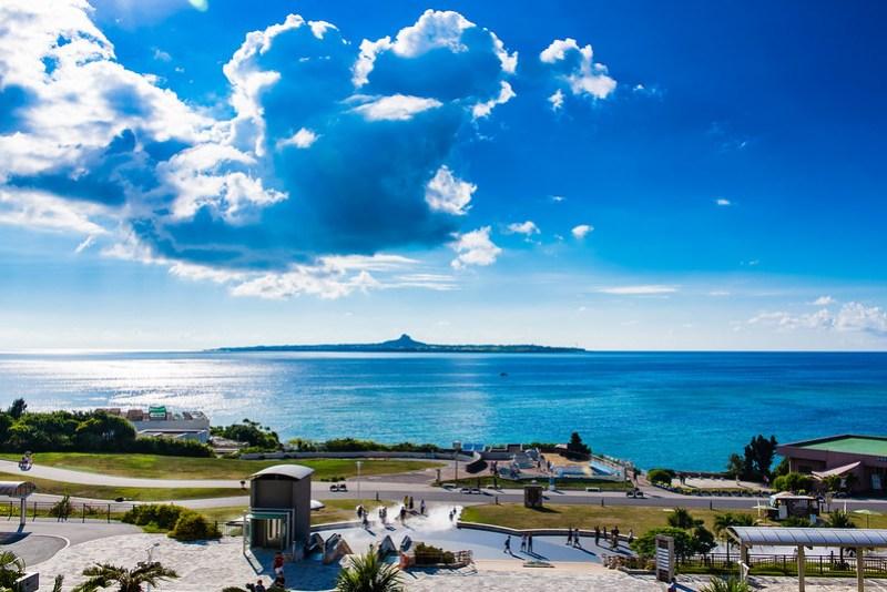 美麗海水族館 / A Beautiful Day