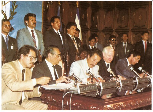 30 Aniversario de la firma de los Acuerdos de Esquipulas II