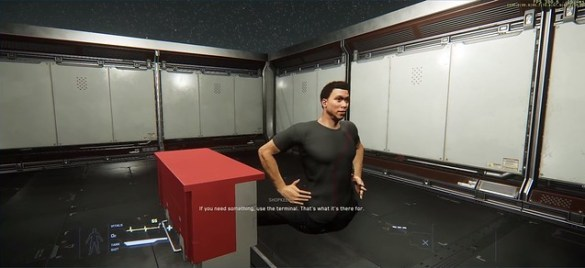 Star Citizen - Shop Keeper Glitch