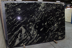Blue Fantasy Granite slabs for countertop