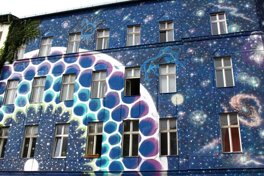 Street Art (Bülowstraße), foto door Michael