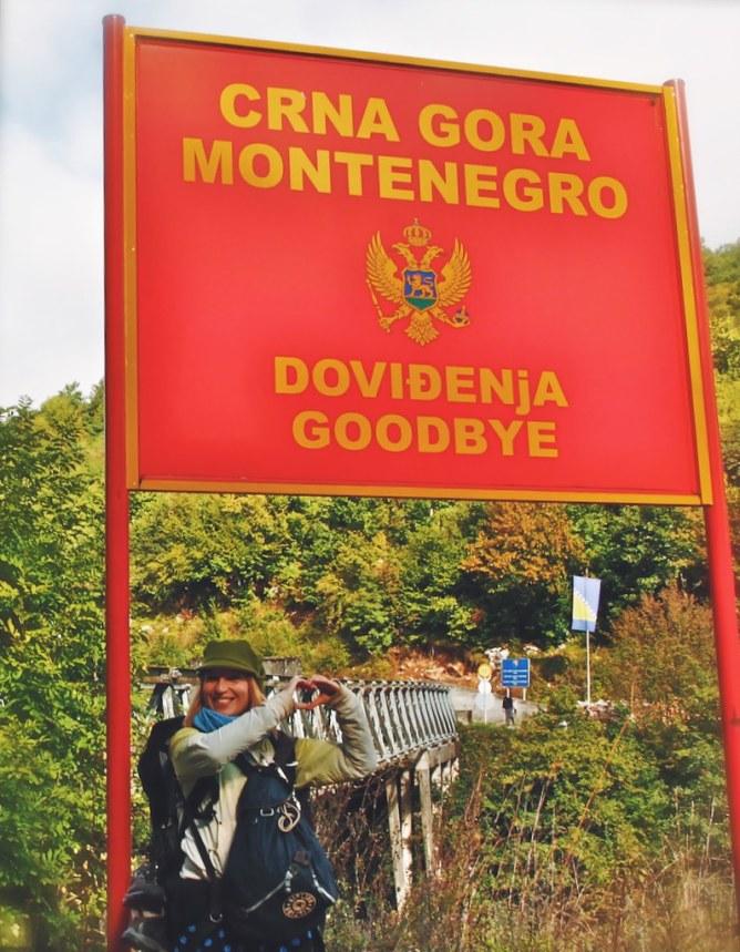 Montenegro-Sarajevo