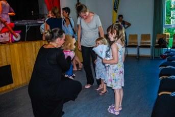 Familiensommer 2017 - Mitsingkonzert mit Paula