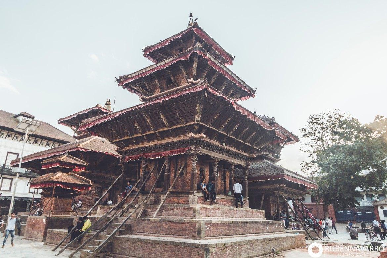 Visitar Katmandú - Plaza Durbar