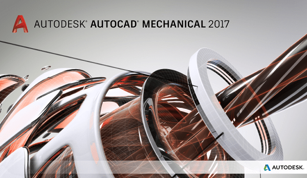 Phần mềm Autocad Mechanical 2017 32-64bit full license