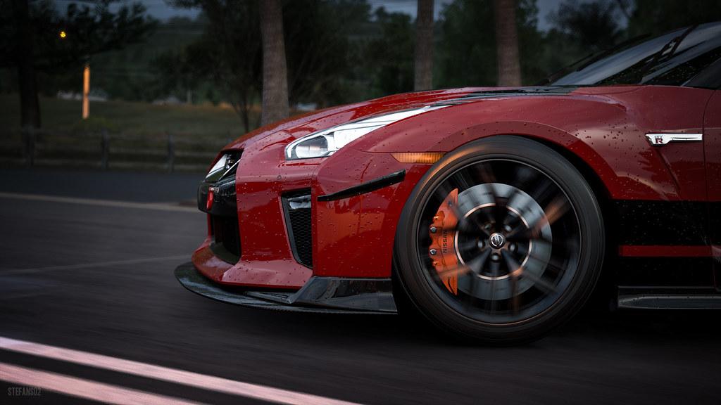 Forza Horizon 3 Nissan Gt R 2017 Screenshot Of The