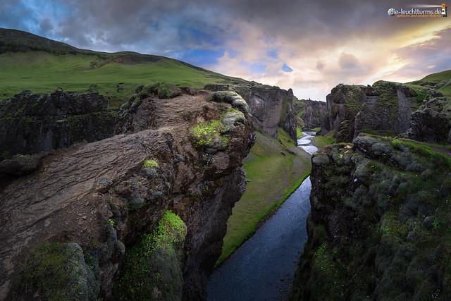 Schluchten / Canyons