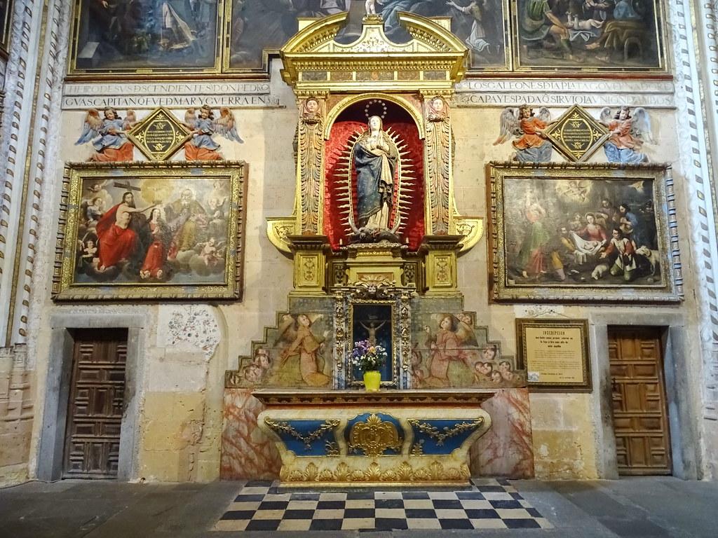 Segovia Capilla de la Concepción en la Catedral de Nuestra Señora de la Asunción y de San Frutos 02