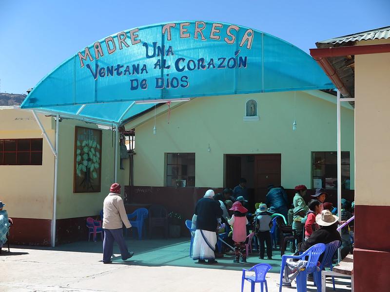 Misioneras de la Caridad (Juli)