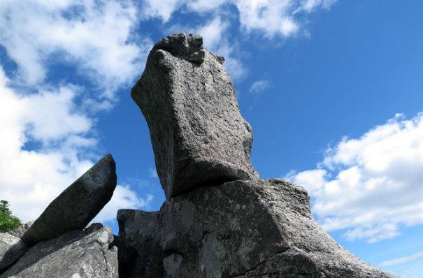 The Owl Boulder Watchman