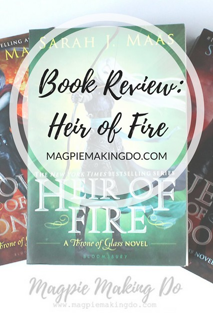Book Review- Heir of Fire