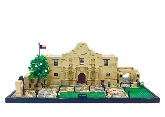 Alamo - Front 1