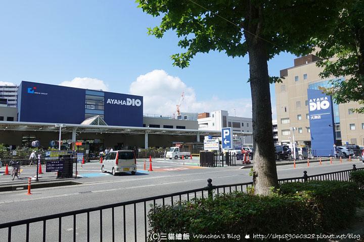 大津王子飯店附近