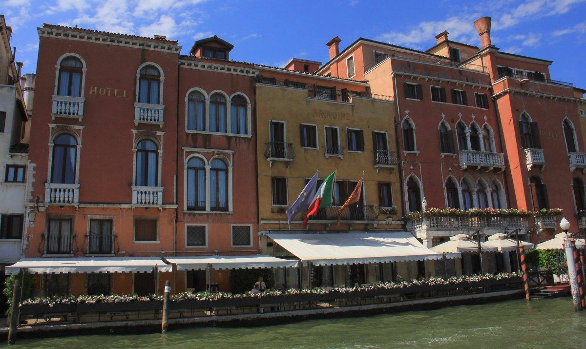 Beautiful Venice canals