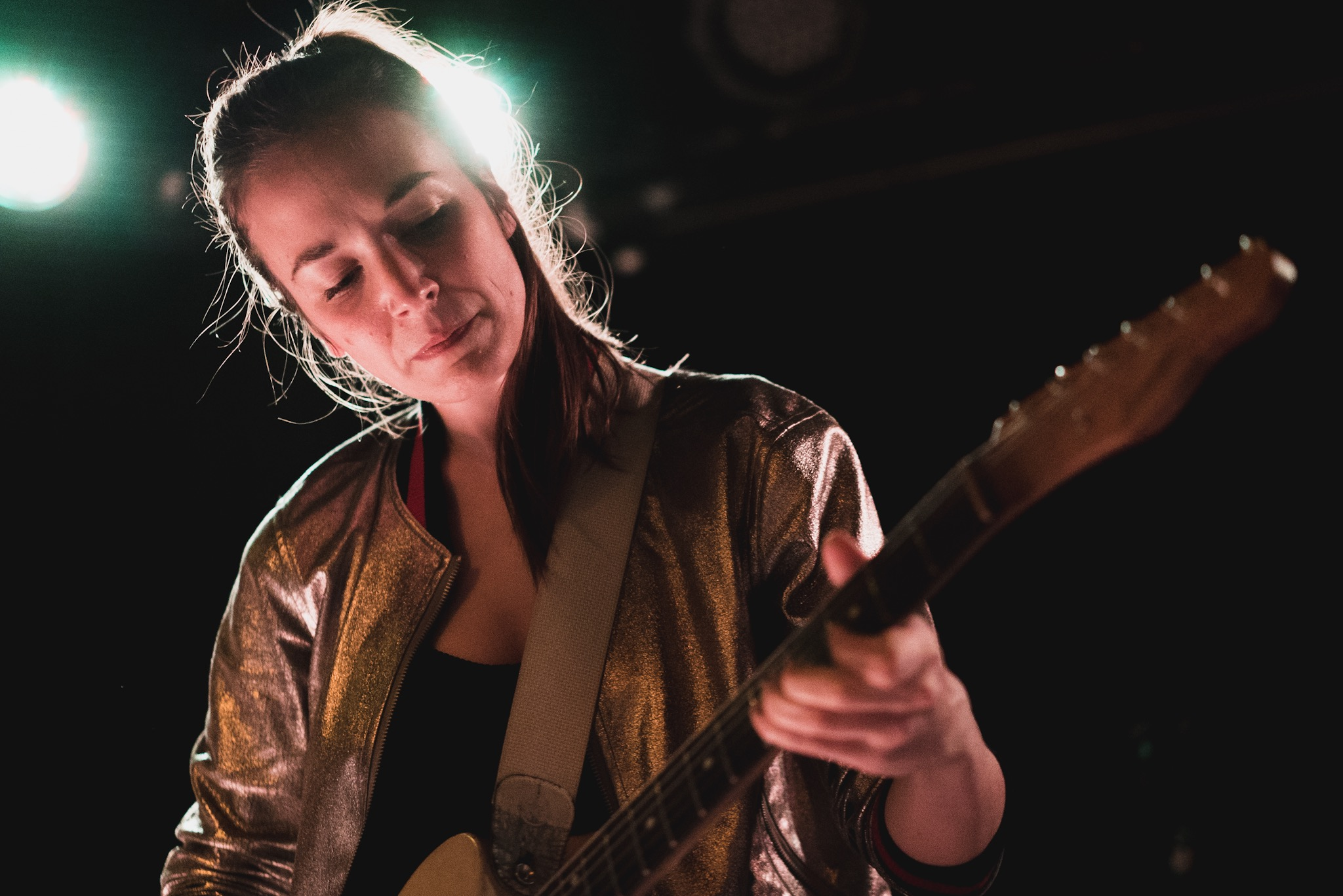 Margaret Glaspy at the Lexington