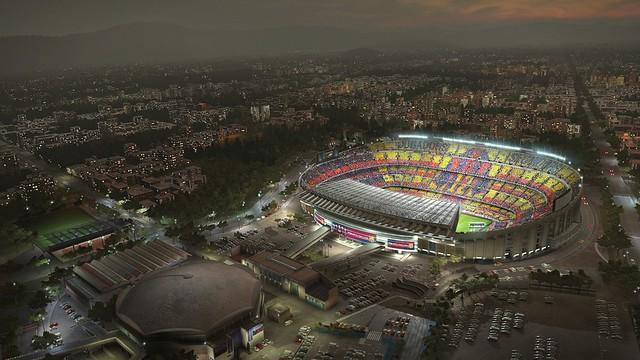 Stade PES 18