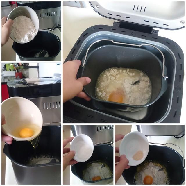 Songcho Breadmaking