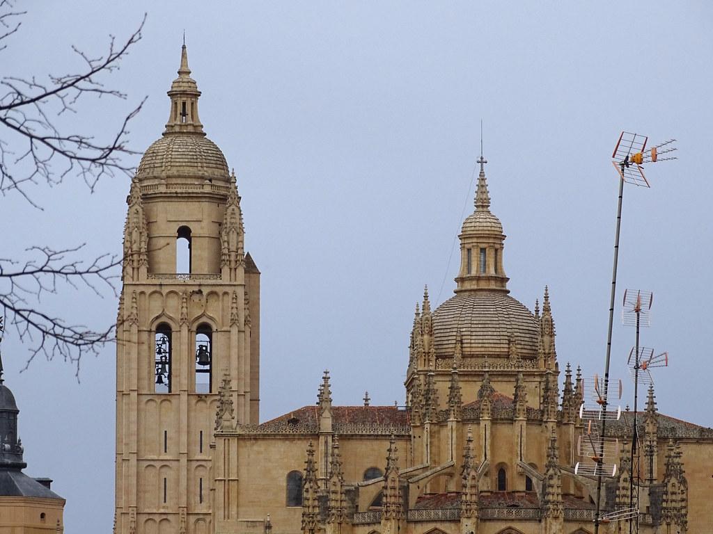 Catedral de Nuestra Señora de la Asunción y de San Frutos Segovia 10