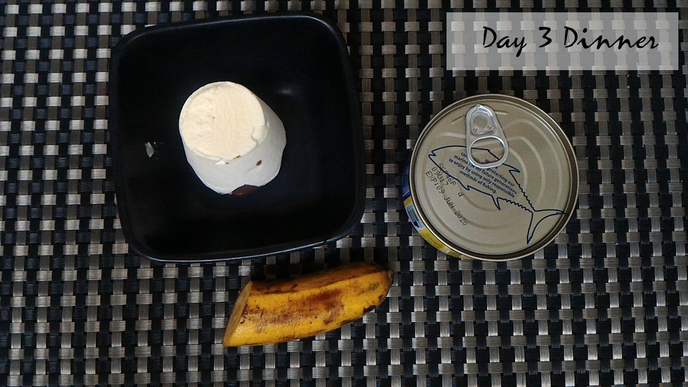Military Diet Day 3C