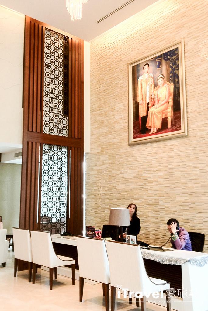 曼谷斯瓦特爾飯店 Sivatel Bangkok Hotel (1)
