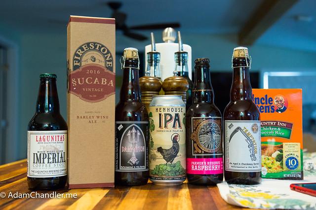Beer Haul, 8-4-2017