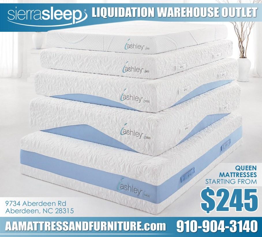 SierraSleep MattressStack LiquidationOutlet