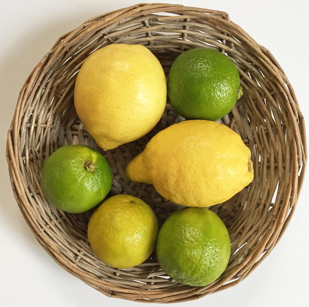 Yellow Summer Top Lemons LadyofStyle 2