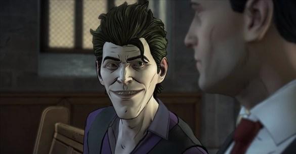 Batman Season 2 Episode 1 - Joker