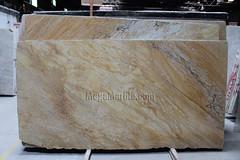 Giallo macaubas Quartzite Countertop Slabs