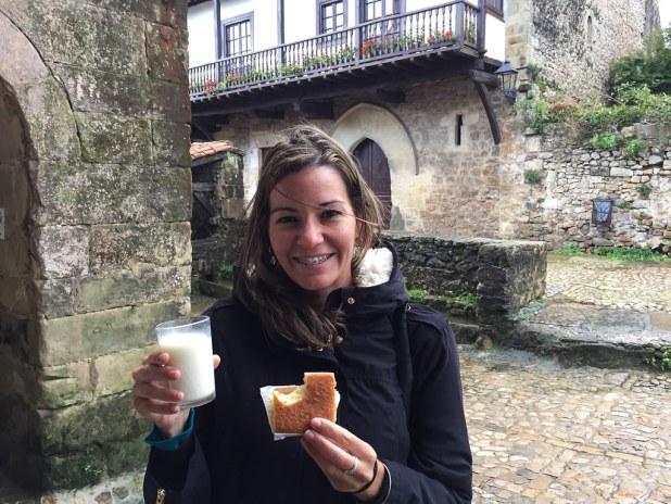 Leche de Cantabria