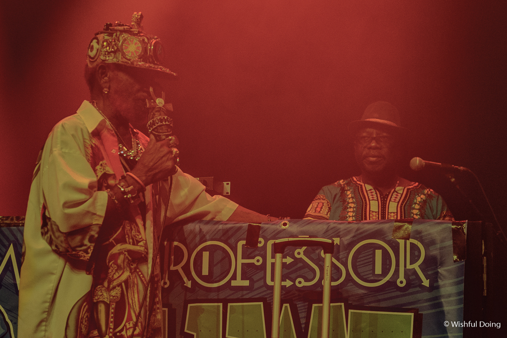 Lee 'Scratch' Perry & Mad Professor