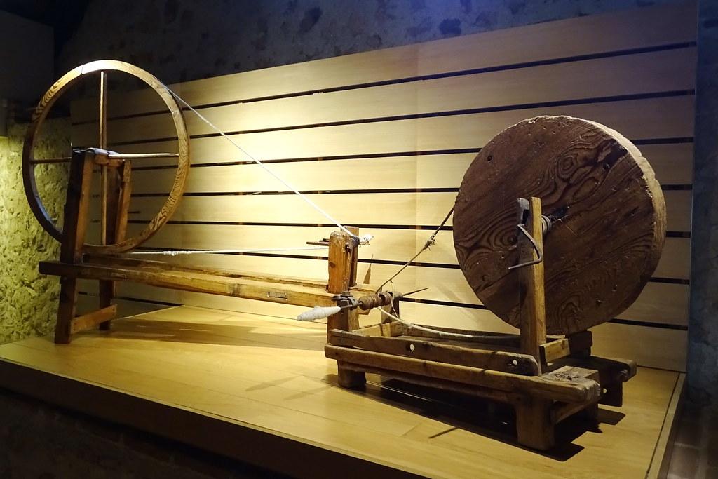 Segovia Museo Provincial Máquinas de Tejer 04