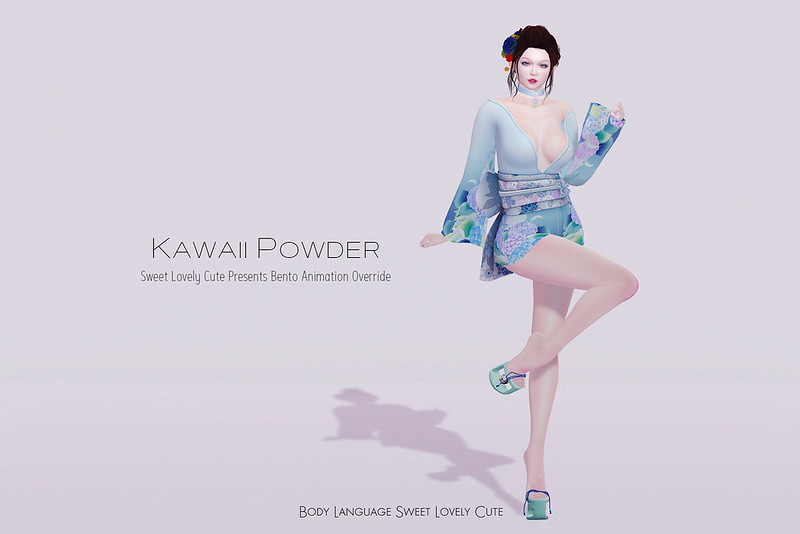 Bento AO Kawaii Powder @ The Kawaii Project