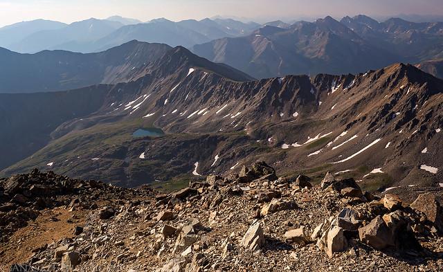 La Plata Peak Summit