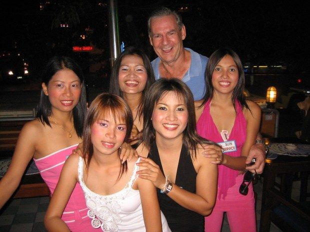 Sexy babes Atlantic Bar Pattaya