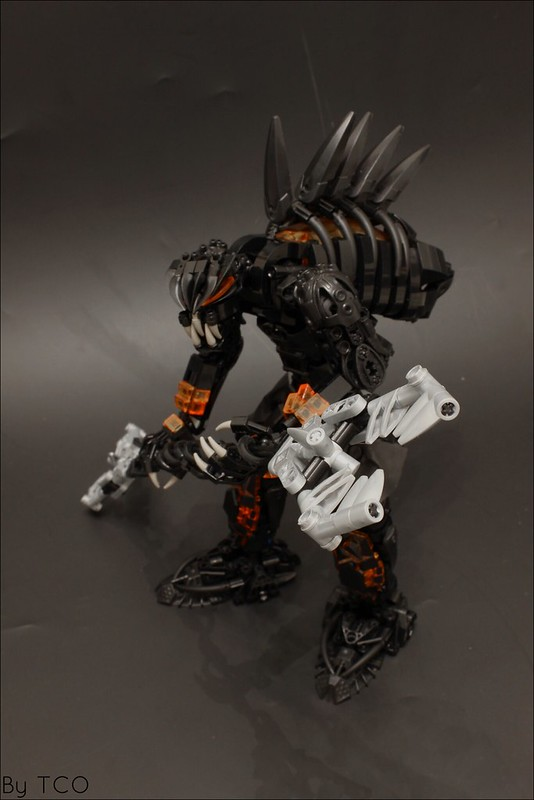 Son of Makuta - Hunger