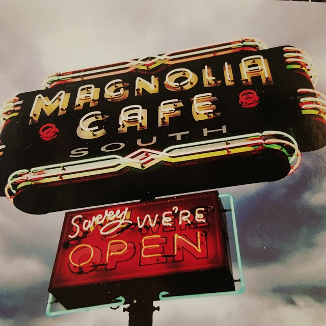Magnolia Cafe South - Sorry We're Open