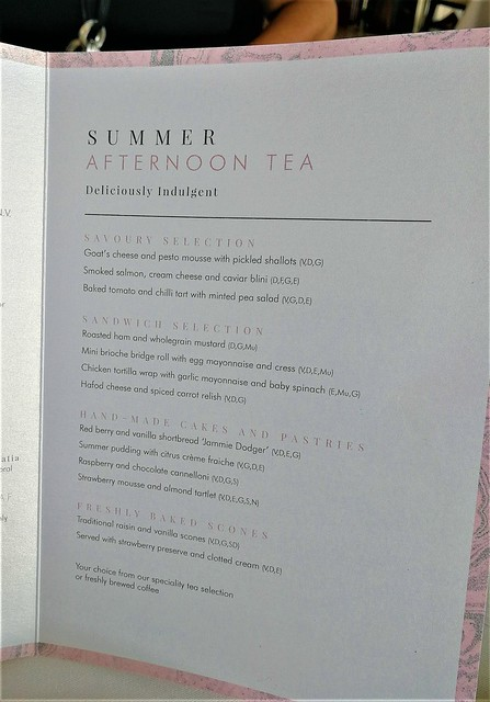 Celtic Manor Summer Berry Afternoon Tea