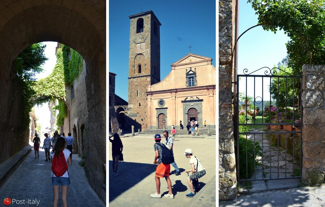 Civita di Bagnoregio, a cidade que morre