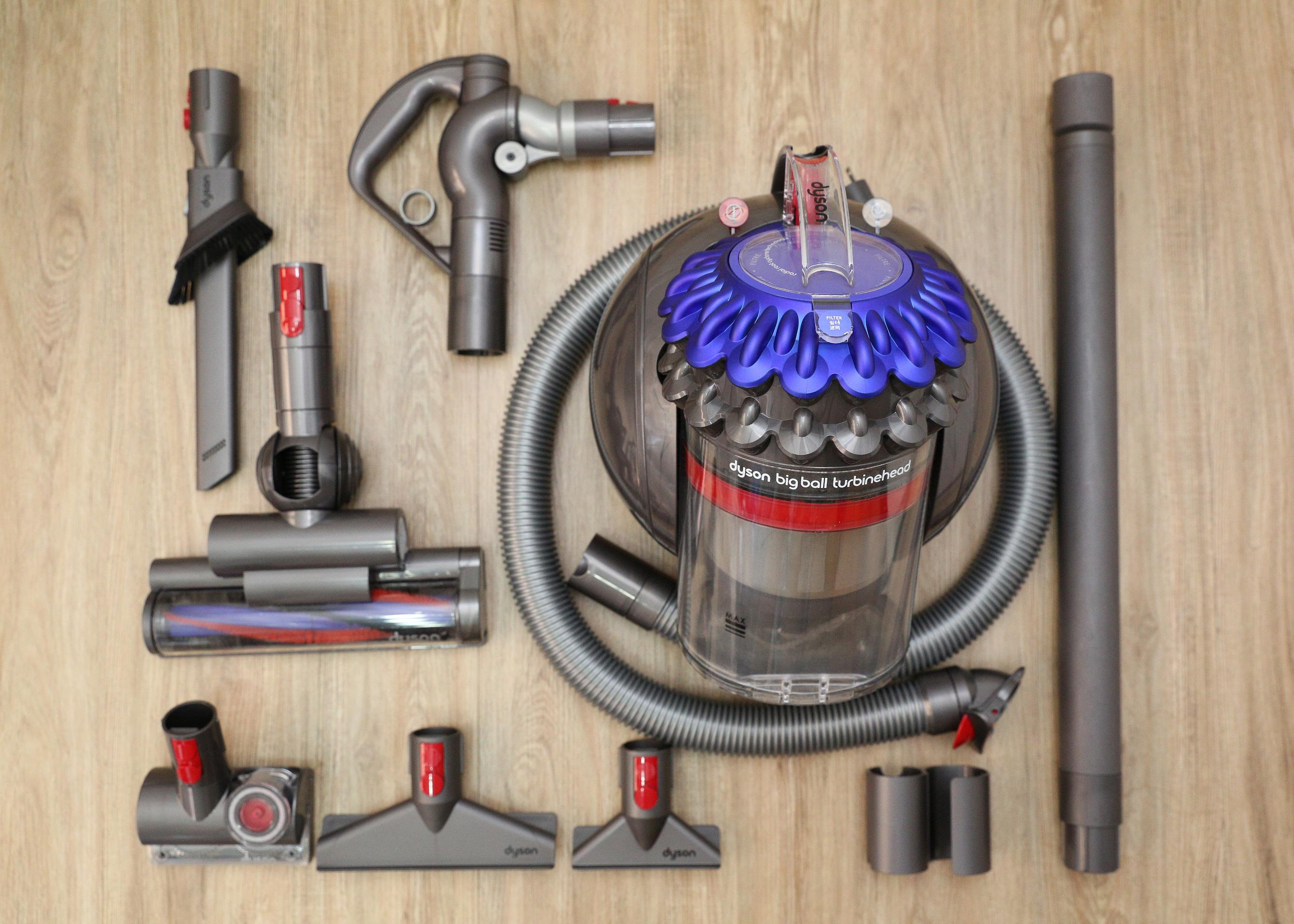 【生活】Dyson Big Ball Turbinehead CY23吸塵器─專利氣旋集塵技術讓家裡一塵不染 @ 露易絲♥夢遊仙境 :: 痞客邦
