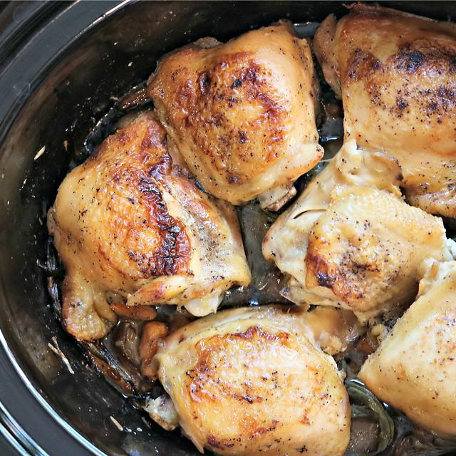 Garlic Parm Chicken Sq