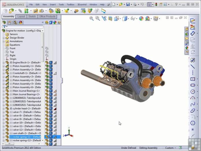 Học solidworks 2012 nâng cao bằng video