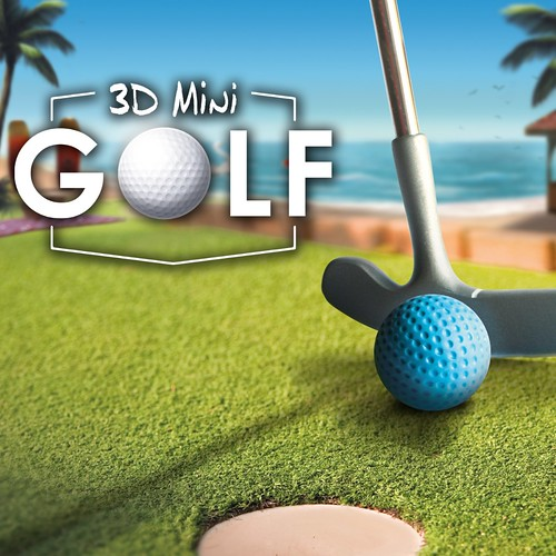3D MiniGolf