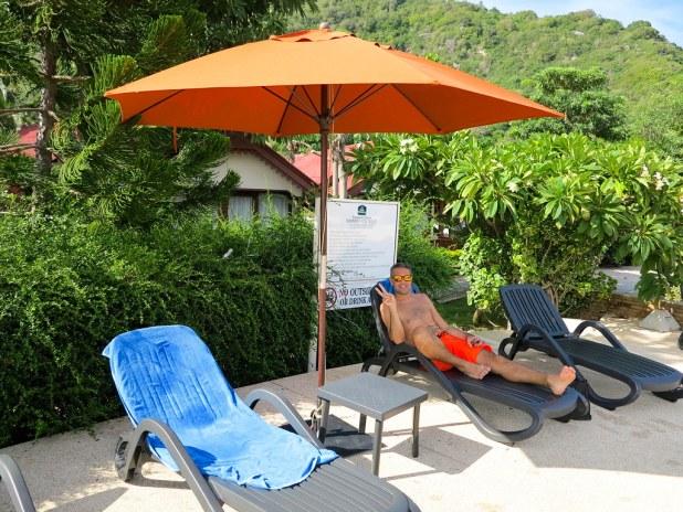 Hotel recomendado en Koh Phangan