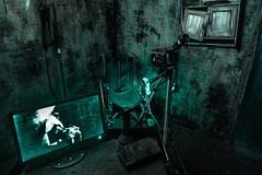 Paranormal Inc - Empty Wheelchair