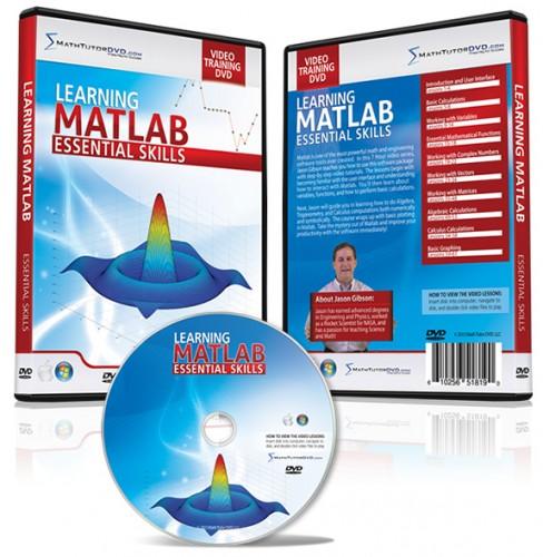 DVD đào tạo matlab 2011 từ cơ bản tới nâng cao