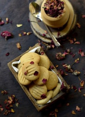Thandai cookies