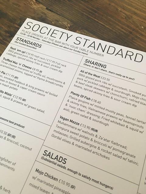 Society Standard Cardiff
