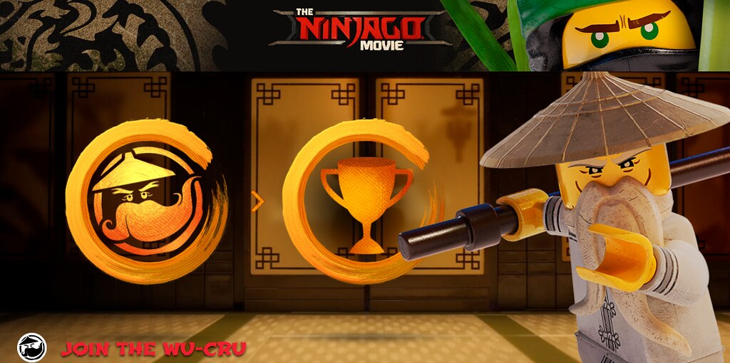 LEGO Ninjago WU-CRU renamed to 'The LEGO Ninjago Movie app ...